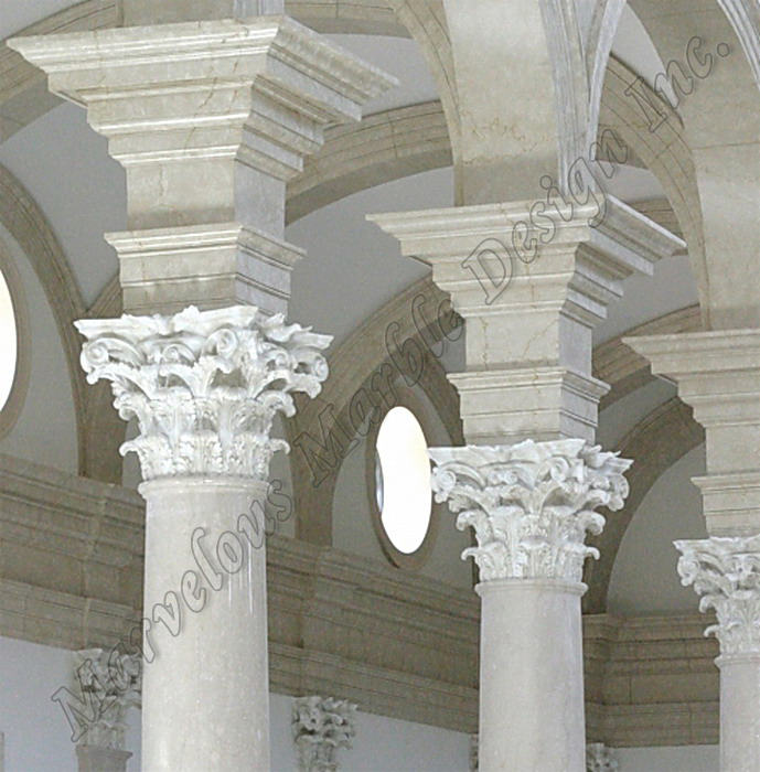 limestone column design